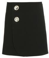 Marni Wool crêpe miniskirt