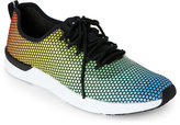 Jessica Simpson The Warm Up Rainbow Dot Farahh Sneakers