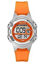 Timex #TW5K96800 Women's Marathon Alarm Chronograph Orange Band Digital Watch