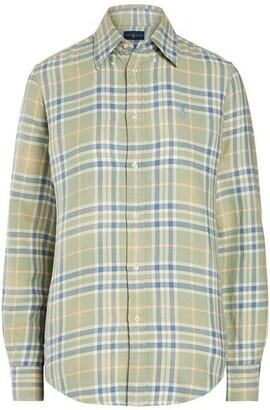 Polo Ralph Lauren Polo Check Shirt Ld03