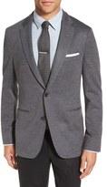 BOSS Men's 'Norwin' Trim Fit Wool Blend Blazer