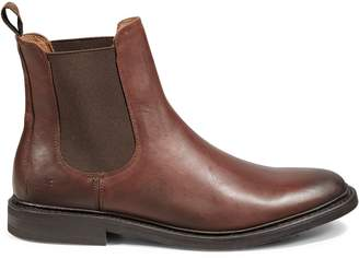 Frye Seth Leather Chelsea Boots