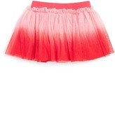 Splendid Infant Girl's Dip Dye Tulle Skirt