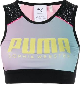 Puma X Sophia Webster x Sophia Webster bra top