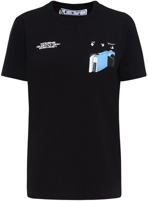 Off-White Car Collection T-Shirt