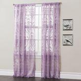 Lush Decor Anya Sheer Curtains - 52'' x 84''