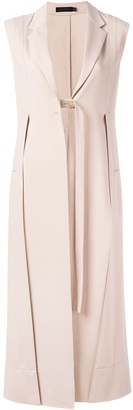 Calvin Klein Long Waistcoat