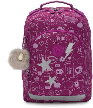 "Kipling Class Room Small Printed 13"" Laptop Backpack"