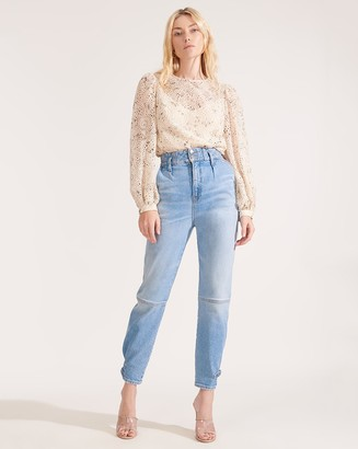 Veronica Beard Monika Tapered Jean
