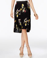 Thalia Sodi Pleated A-Line Skirt, Only at Macy's