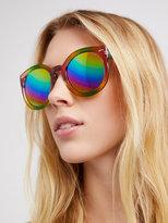 Free People Double Rainbow Sunglasses