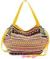 Kareena's Beaded Tote Bag