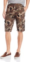 Zoo York Men's Commander Cargo Shorts