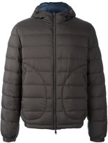 Herno padded bomber jacket - men - Feather Down/Polyamide/Polyurethane - 50