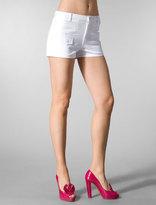 Georgia Short in Clean White
