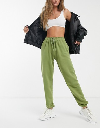 Outrageous Fortune loungewear trackies in khaki