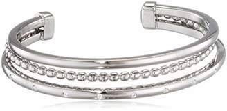 Tommy Hilfiger Jewelry Women Stainless Steel Cuff Bracelet - 2701049