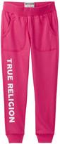 True Religion Branded Sweatpant (Toddler & Little Girls)