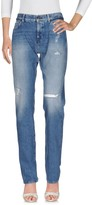 7 For All Mankind Denim pants - Item 42636808