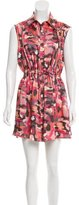 Thakoon Printed Oversize Dress
