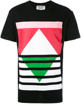 Henrik Vibskov patterned T-shirt - men - Cotton - S