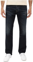 AG Adriano Goldschmied Matchbox Slim Straight Jeans in 3 Years Wellspring