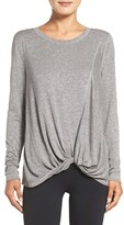 Zella Women's Twisty Turn Tee
