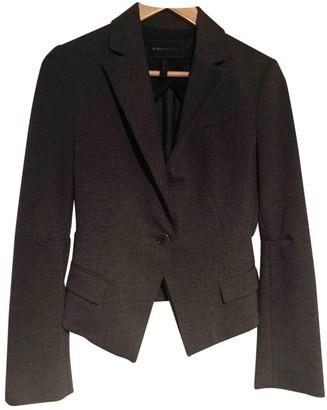 BCBGMAXAZRIA Grey Jacket for Women