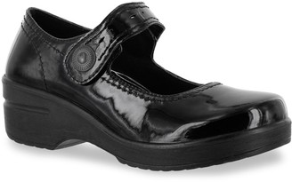 Easy Street Shoes Easy Works Letsee Women's Work Mary Jane Shoes