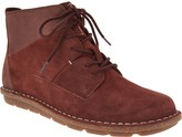 Clarks Collection Leather Lace-up Ankle Boots - Tamitha Key