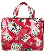 Paloma Picasso Printed Toiletry Case