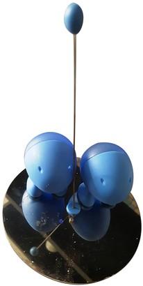 Alessi Blue Steel Dinnerware
