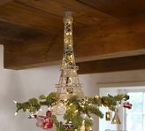 Pottery Barn Eiffel Tower Tree Topper