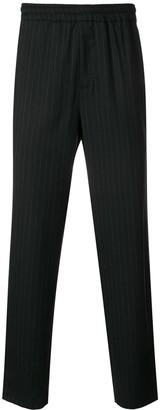 Paura x Kappa logo track trousers