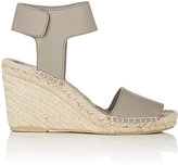 Vince WOMEN'S SOPHIE LEATHER WEDGE ESPADRILLE SANDALS