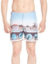 Orlebar Brown Bulldog Hulton Getty Shorts
