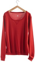 Petit Bateau Women's long-sleeved sweatshirt in new cotton
