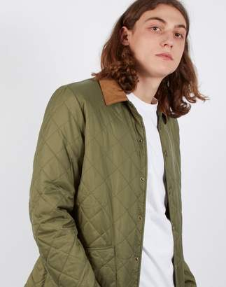Barbour Beacon Starling Quilt Jacket Moss Green