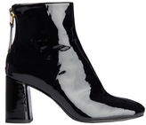 Alice + Olivia Mulberry Patent Leather Bootie