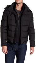 Lucky Brand Down Puffer Coat