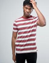 Asos T-Shirt With Retro Stripe