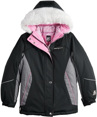 ZeroXposur Girls 4-16 Helen Layered Systems Jacket