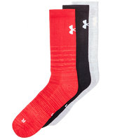 Under Armour Men's 3-Pk. Phenom Performance Socks