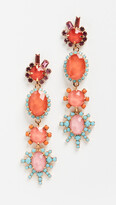 Thumbnail for your product : Elizabeth Cole Blair Earrings