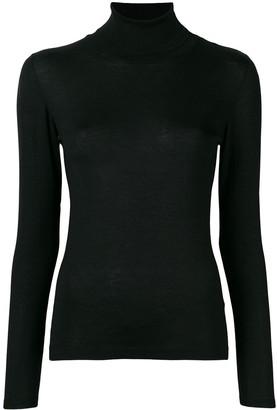 Brunello Cucinelli Cashmere Classic Turtle Neck Sweater