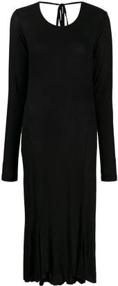 Ann Demeulemeester Fine Knit Dress