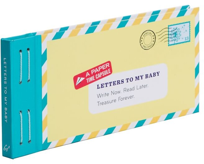 Thumbnail for your product : Pottery Barn Kids Letters To My Baby Book