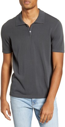 Benson Elevated Essential Jersey Polo