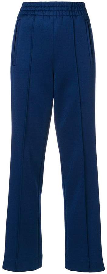 Marc Jacobs colour-block track trousers