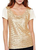 i jeans by Buffalo Sequin Tee